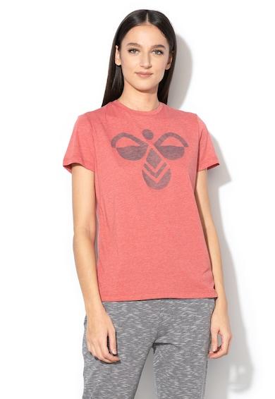 Hummel Tricou cu imprimeu logo Fauna Femei