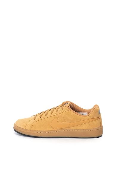 Nike Court Royae logós nyersbőr sneakers cipő férfi