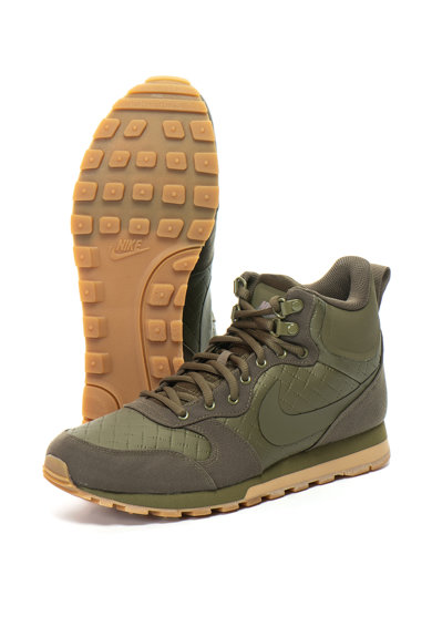 Nike Md Runner 2 műbőr és textil sportcipő férfi