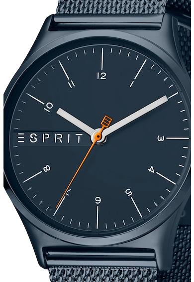 Esprit Часовник Essential с метална мрежеста верижка Жени