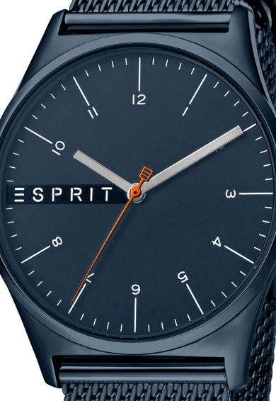 Esprit Часовник Essential с мрежеста верижка Мъже