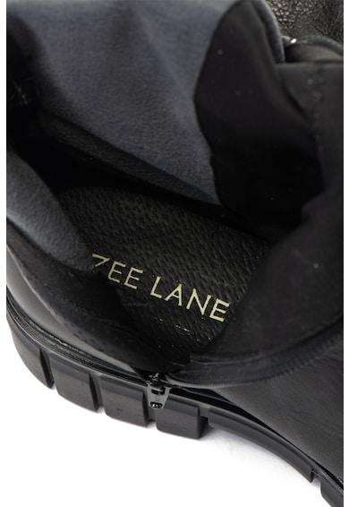 Zee Lane Magas szárú bőrcsizma női