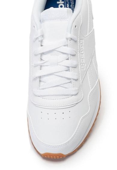 Reebok Pantofi sport de piele ecologica Royal Glide Barbati
