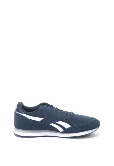 Reebok Classics Pantofi sport cu garnituri de piele intoarsa Royal Classic Jogger Barbati