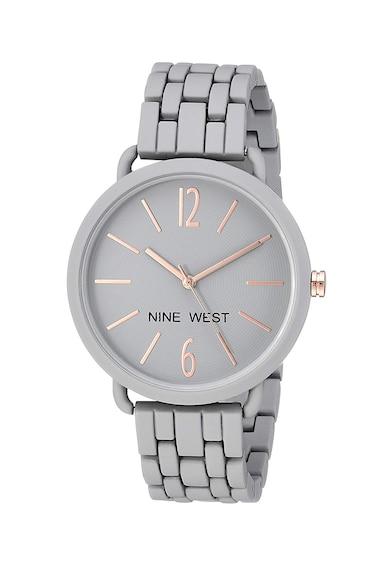 NINE WEST Часовник с метална верижка Жени