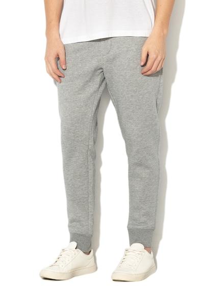 Emporio Armani Спортен панталон с връзка и поларена подплата Мъже