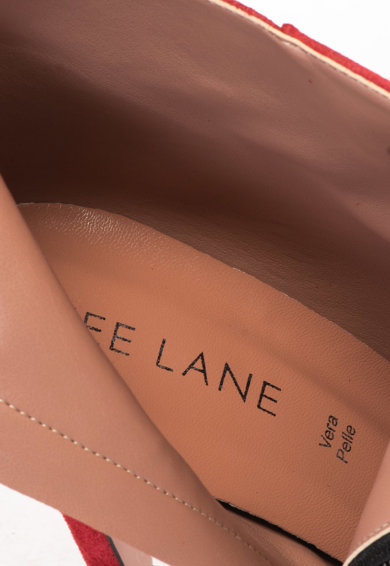 Zee Lane Botine de piele intoarsa Anne Femei