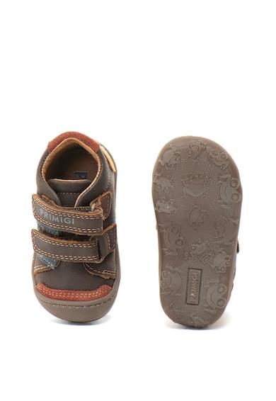Primigi Pantofi de piele cu branturi cu amortizare Baieti