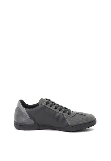 Trussardi Pantofi sport cu fermoar in lateral Barbati