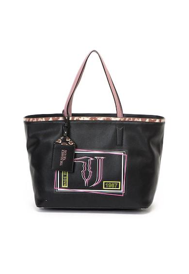 Trussardi Jeans Liquirizia ökobőr táska női
