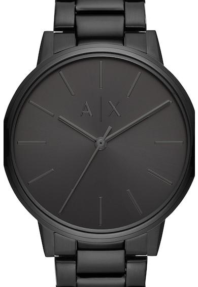 ARMANI EXCHANGE Часовник Cayde с метална верижка Мъже