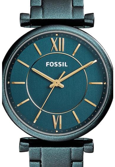 Fossil Woman, Ceas cu bratara metalica Scarlette Femei