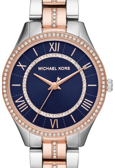 Michael Kors Lauryn rozsdamentes acél karóra kristályokkal női