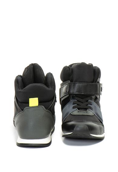 bibi kids Hype New középmagas tépőzáras sneakers cipő Fiú