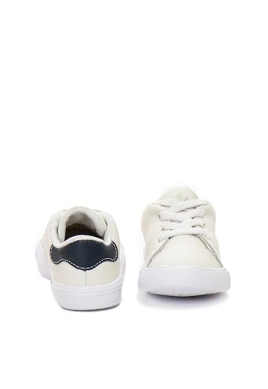 bibi kids Pantofi sport de piele, cu branturi cu fisioflex Agility Baieti