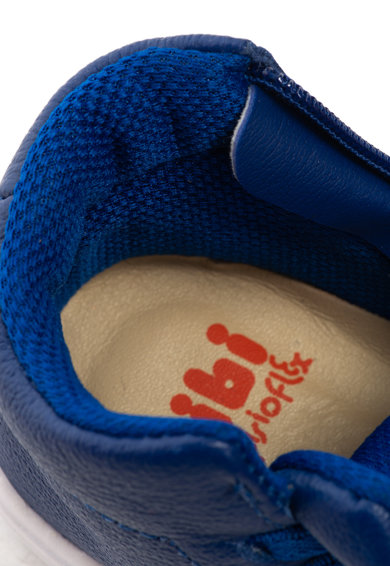 bibi kids Pantofi sport mid-high de piele Agility Baieti