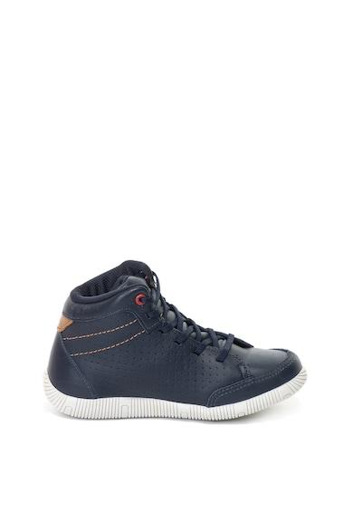 bibi kids Pantofi sport mid-high, de piele Walk New Baieti