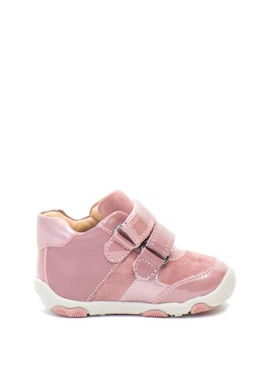 Geox Спортни обувки Balu от еко кожа с велур Момичета