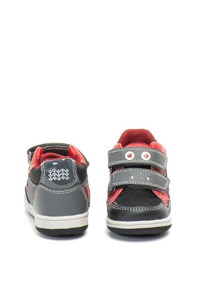 Geox Flick középmagas szárú ökobőr sneakers cipő Lány