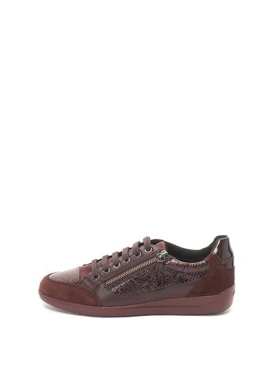 Geox Myria bőr és nyersbőr sneakers cipő női