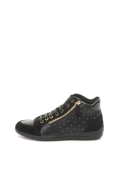 Geox Nyersbőr cipő fémbetétekkel női