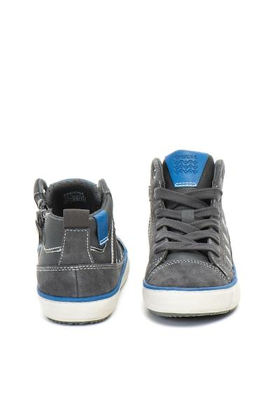 Geox Спортни обувки Alonisso от еко кожа с велур Момичета
