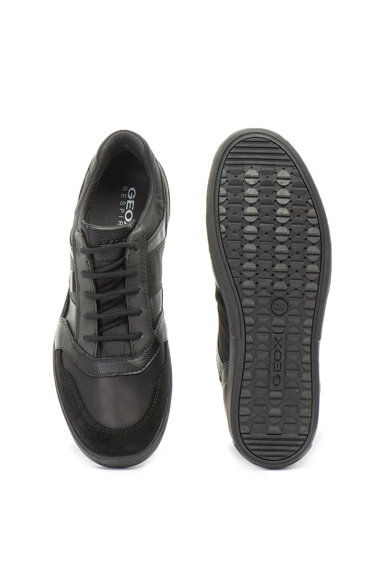 Geox Taiki sneakers cipő bőr szegélyekkel férfi