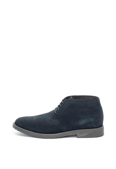 Geox Brandled rövid szárú nyersbőr chukka cipő férfi