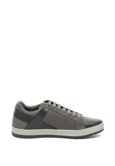 Geox Ariam sneakers cipő bőrszegélyekkel férfi