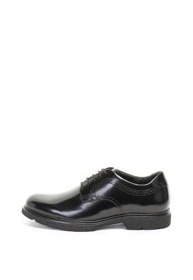 Geox Arrall lakkbőr brogue cipő férfi