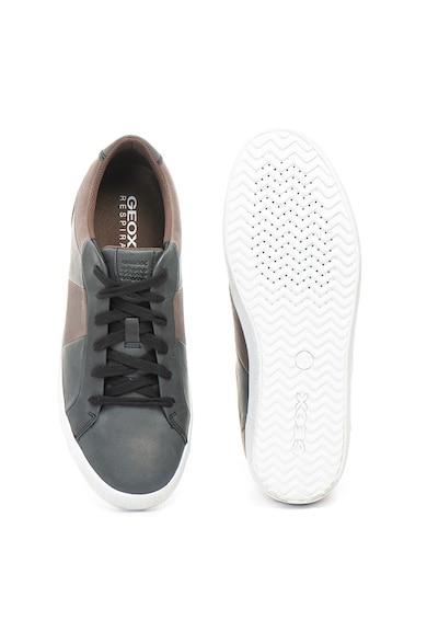 Geox Pantofi casual de piele Smart Barbati