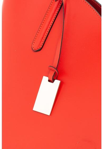Antonia Moretti Кожена чанта с отделящ се аксесоар Жени