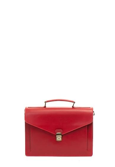 Antonia Moretti Кожено куфарче с отделяща се презрамка Жени