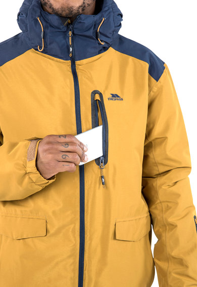 Trespass Jacheta cu vatelina subtire pentru ski Coldheat® Slyne Barbati