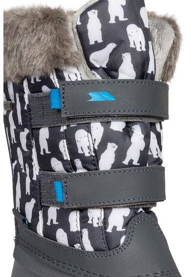 Trespass Cizme medii de iarna cu imprimeu cu ursi polari si Coldheat® Vause Baieti