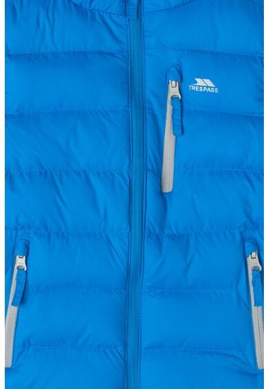 Trespass Jacheta impermeabila si rezistenta la vant, cu vatelina si tehnologie ColdHeat®, Aksel TP50 Fete