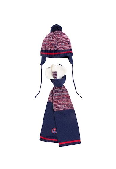 Tuc Tuc Комплект плетена шапка и шал Момчета