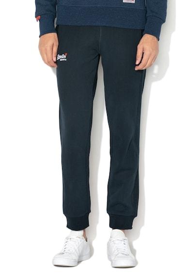 SUPERDRY Спортен панталон Orange Label по тялото Мъже