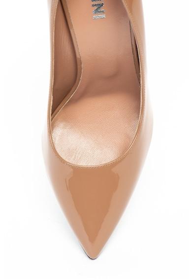 Pollini Лачени кожени обувки Жени