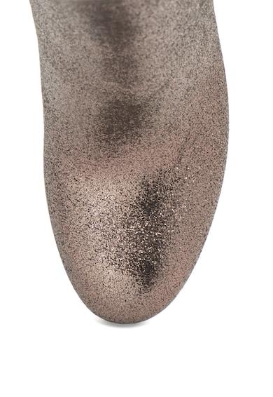 Pollini Лъскави боти с масивен ток Жени