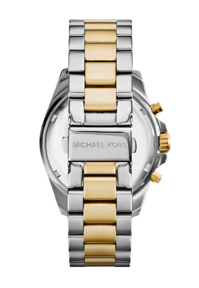 Michael Kors Bradshaw chrono karóra fémszíjjal női