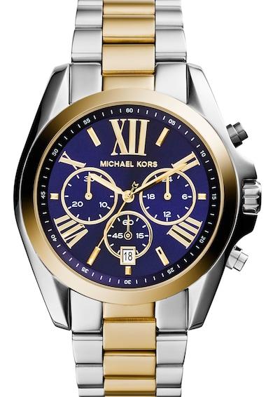 Michael Kors Часовник Bradshaw с метална верижка Жени