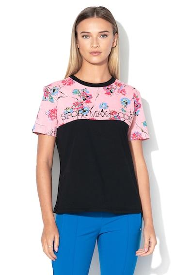 Sportmax Code Tricou cu imprimeu floral Nichols Femei