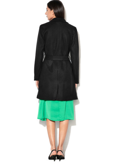 Vila Lus kabát megkötős derékrésszel női