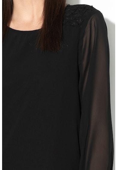 Vero Moda Bluza cu aplicatii de margele Julia Femei