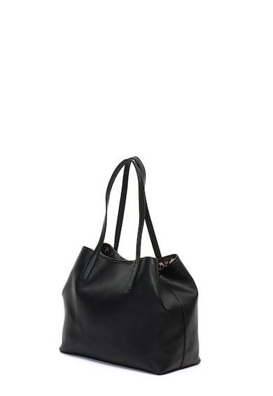 Guess Чанта от еко кожа с лого Жени