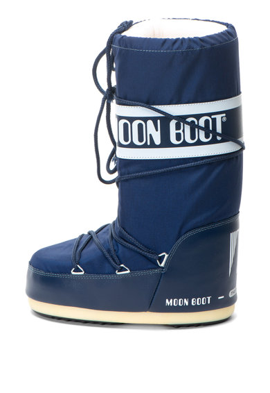 Moon Boot Apreschiuri cu imprimeu logo Femei