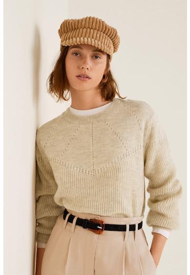 Mango Pulover din material tricotat Caladi Femei