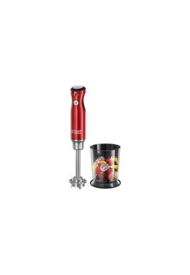 Russell Hobbs Mixer vertical   Retro Red, 2 viteze, pahar 1l, Rosu Femei