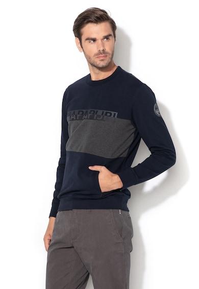 Napapijri Batim logómintás pulóver férfi